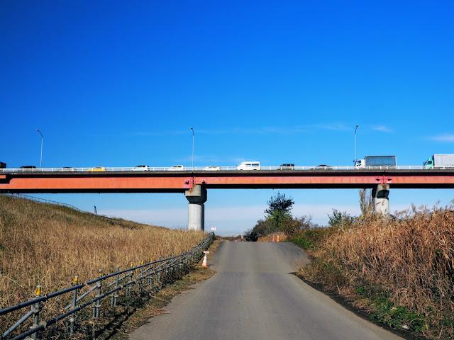 荒川 秋ヶ瀬橋