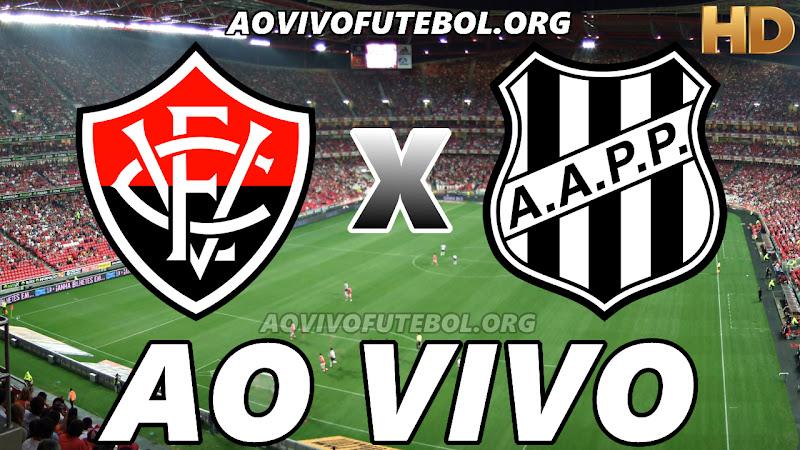 Assistir Vitória vs Ponte Preta Ao Vivo HD