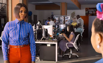 Little 2019 movie still Regina Hall