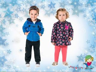Lojistas de moda infantil