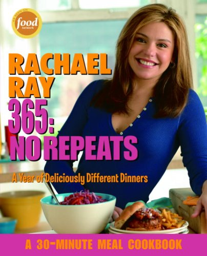 rachel ray giveaway rachael ray 365 no repeats cookbook giveaway ends march 767