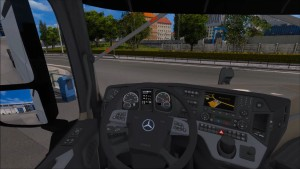 MP4 Dashboard Computer for 1.27