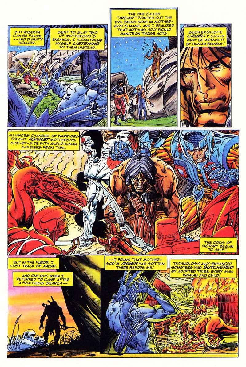 Read online Turok, Dinosaur Hunter (1993) comic -  Issue #1 - 6