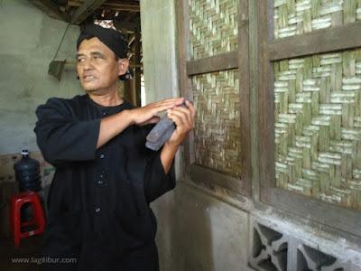 Mbah Sungkowo, Empu Seni Tempa Pamor Deswita Malangan