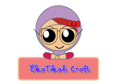 """Mini Giveaway EkaTikah Craft""."