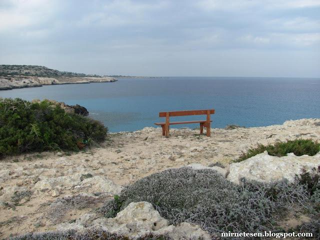 Каво Греко, Кипр - смотровая площадка