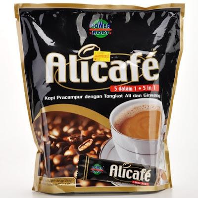 ali cafe kopi segera