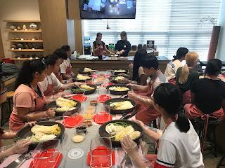 Kimchi Making School