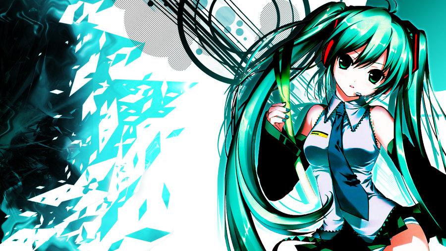 Wallpaper De Hatsune Miku En Hd Manga Y Anime En Taringa