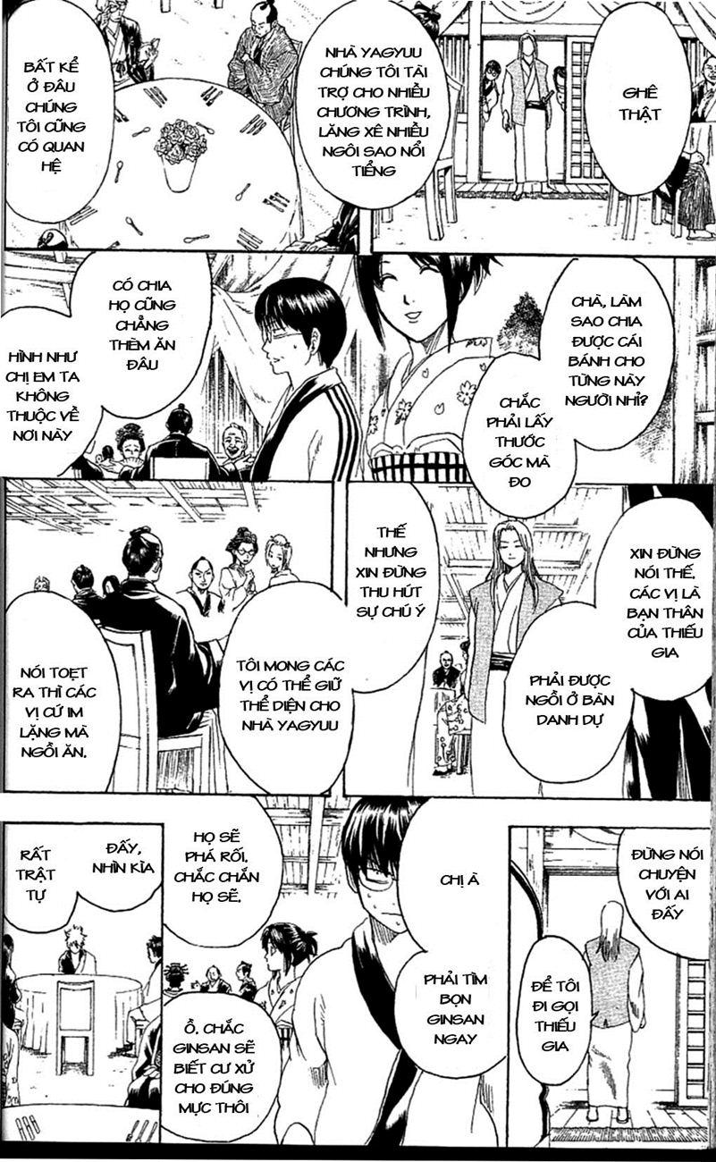 Gintama Chap 236 page 6 - Truyentranhaz.net