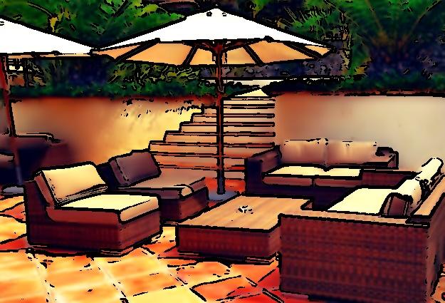 Consejos Útiles Para Mudanzas: Como proteger los muebles de jardín