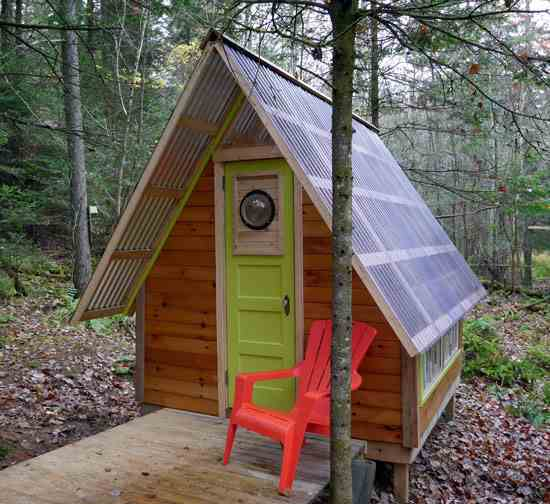 Do It Yourself Home Design: Housing Yourself:::::: The Rock Bottom, A 64 Square Foot