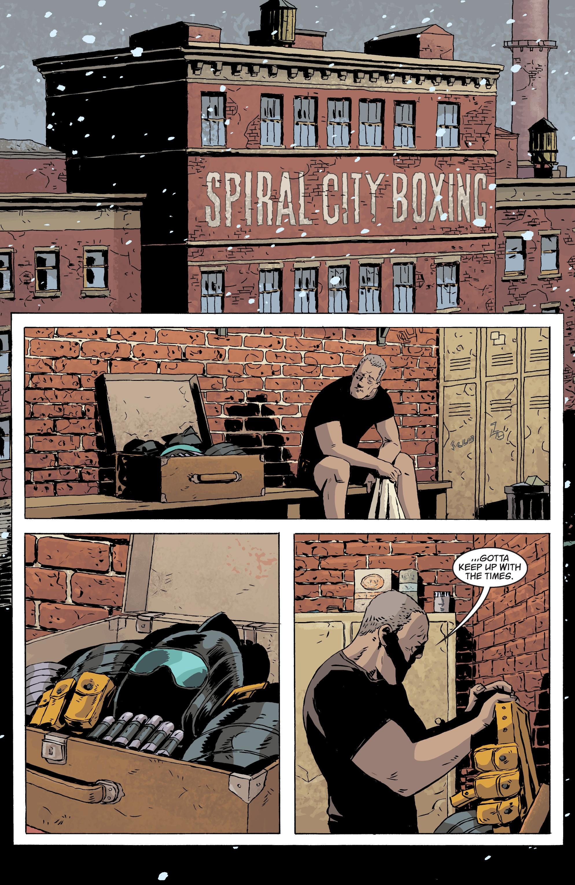 Read online Black Hammer comic -  Issue #10 - 6