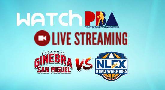 Livestream List: Ginebra vs NLEX game live streaming February 3, 2018 PBA Philippine Cup