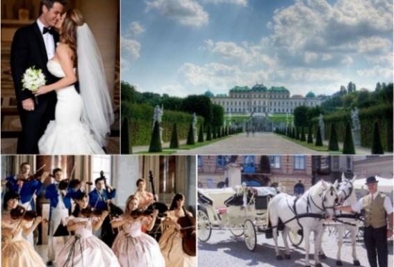 Ślub w Wiedniu, Ślub w Austrii, Ślub za Granicą