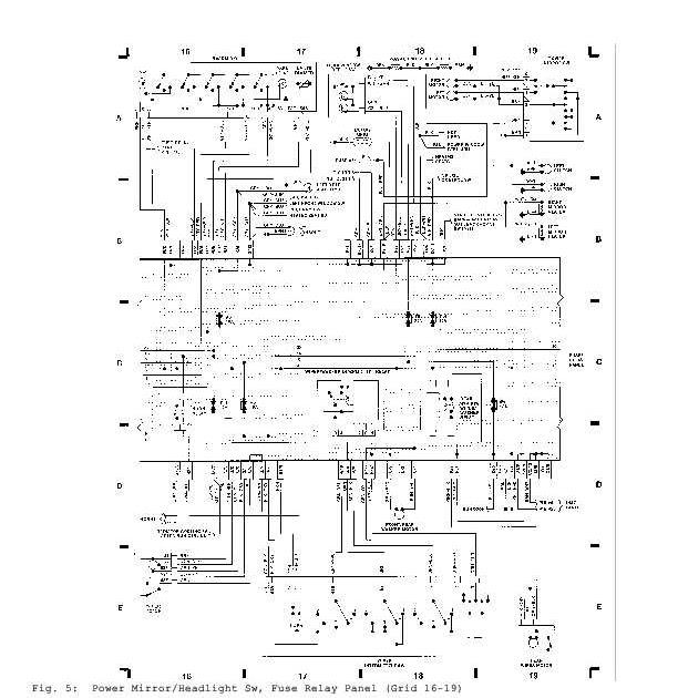 1992 B3 VW Passat Wiring Diagram Part 3   Wiring Diagrams Center