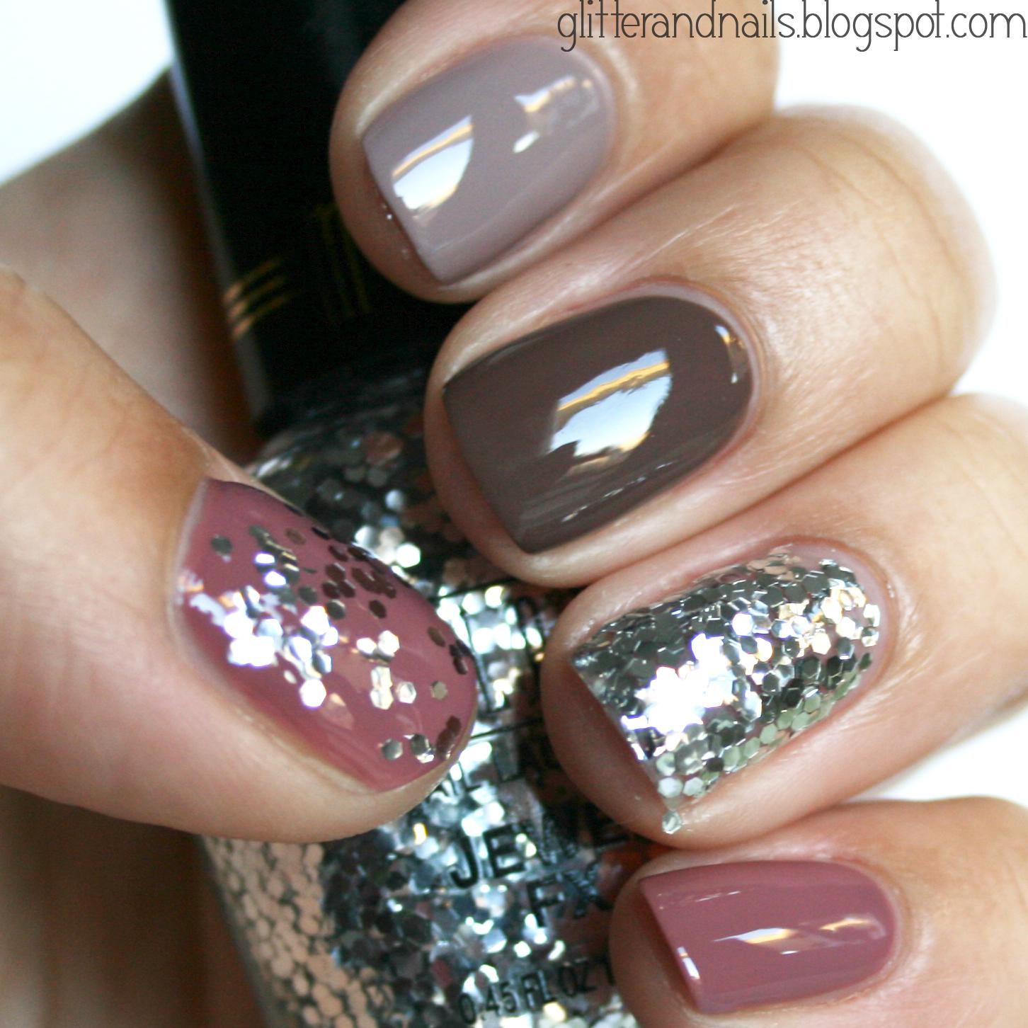 fall nails | cynthesizing food and fun