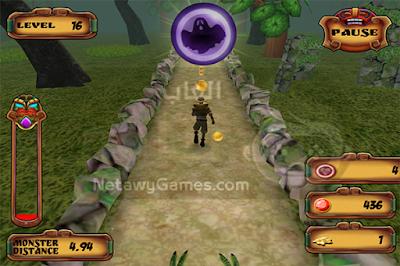 لعبة الهروب من المعبد تمبل رن