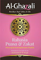 Rahasia Puasa dan Zakat Percikan Ihya Ulum Al-Din oleh Imam Al-Ghazali