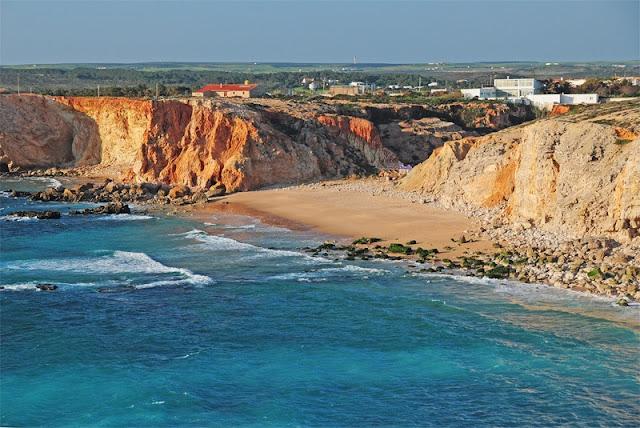 Praias em Sagres