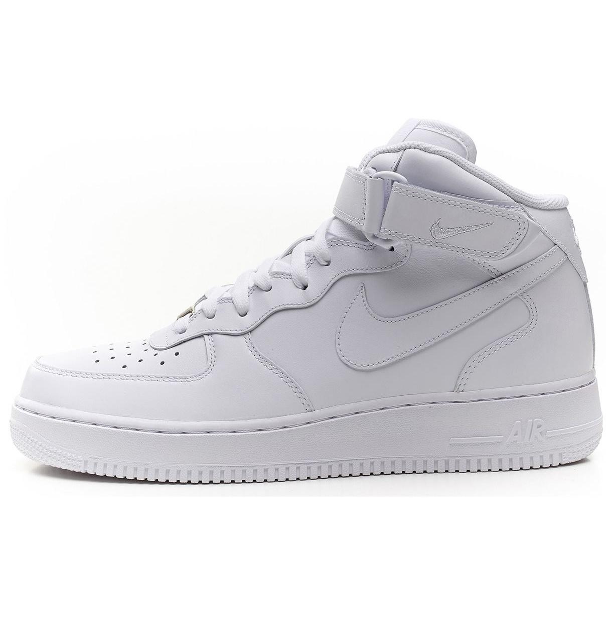 air force 1 blancas altas