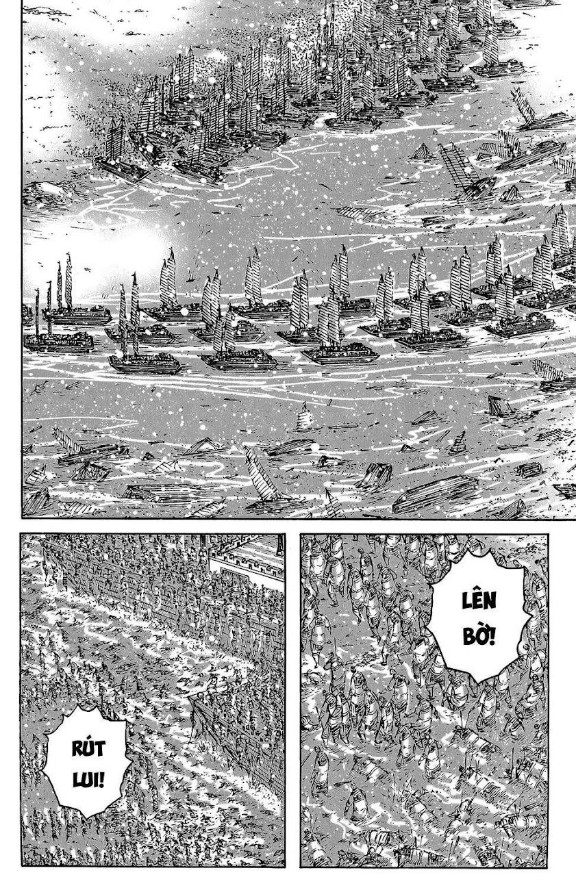 Hỏa phụng liêu nguyên Chương 385: Trí giả ám lộ [Remake] trang 6