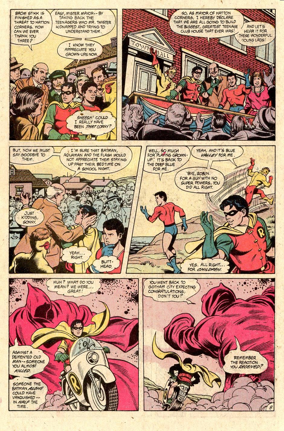Read online Secret Origins (1986) comic -  Issue # _Annual 3 - 8