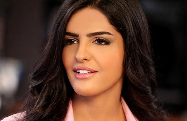 Putri Raja Arab Ameera Al Taweel