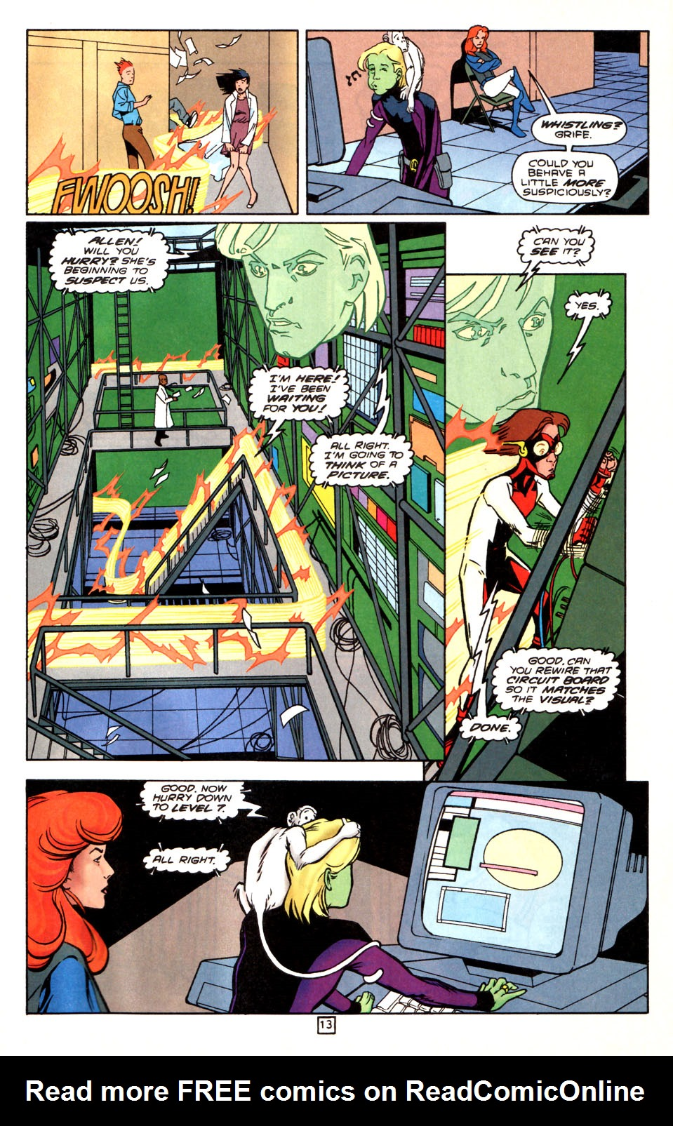 Legion of Super-Heroes (1989) 88 Page 13