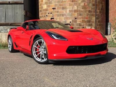 2017 Chevy Corvette Grand Sport at Purifoy Chevrolet