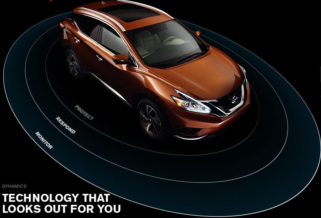 SUV Premium Nissan Murano 2015