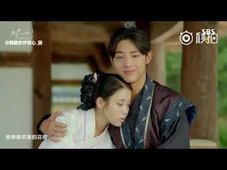 《月之戀人-步步驚心麗》第20集 韓國SBS版本 與 海外版本 刪減畫面