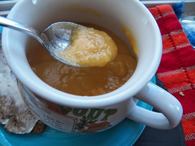 Gul Ærtesuppe (Split Pea Soup)