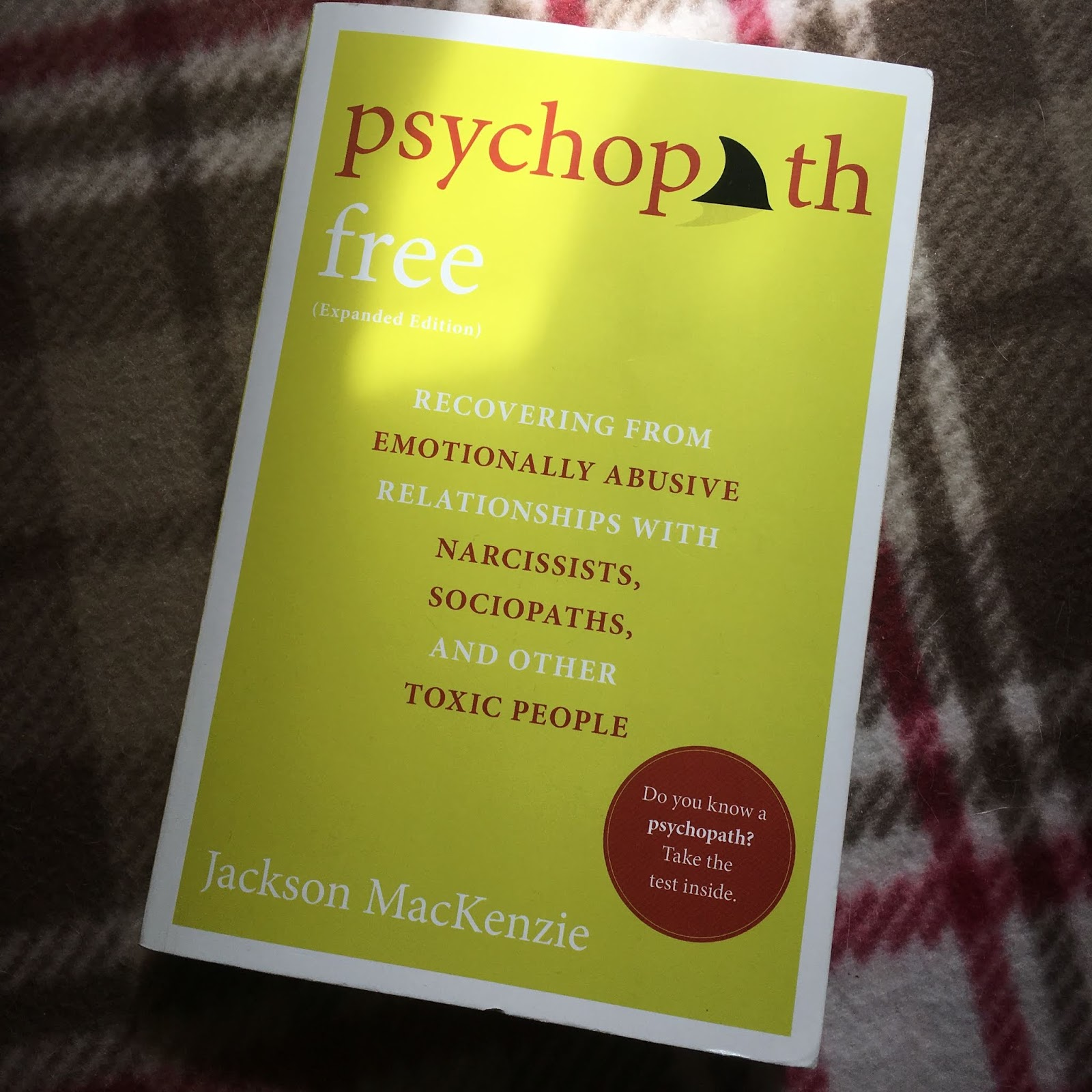 The flow book dating sociopath
