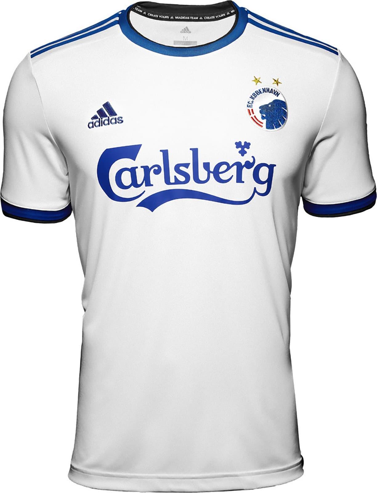 FCコペンハーゲン 2018-19 ユニ...