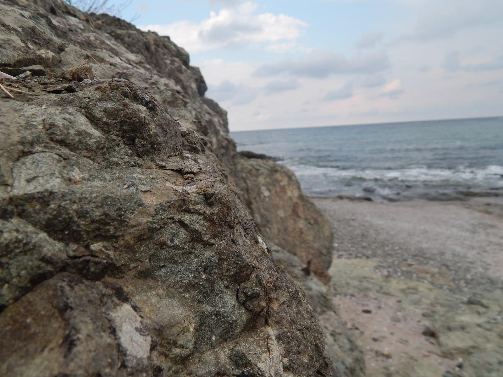 pláž v Tsarevu v Bulharsku