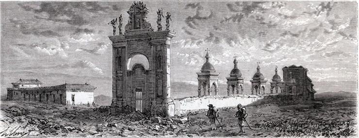 Lettere meridiane foggia e la chiesa delle croci nel - Pagine da colorare croci ...