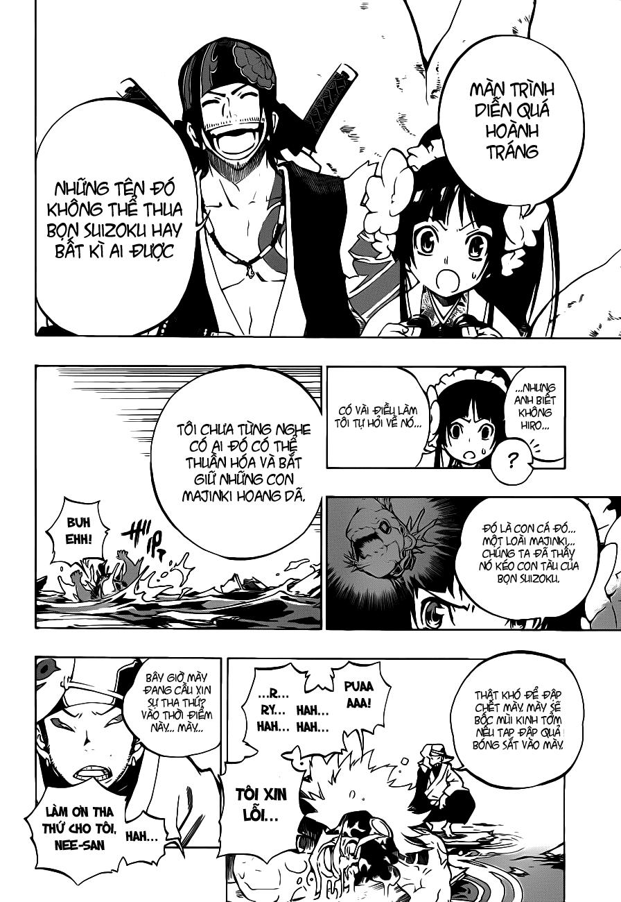 Examurai chapter 002 trang 40