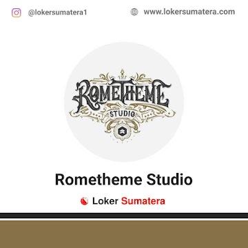 Lowongan Kerja Pekanbaru: Rometheme Studio Mei 2021