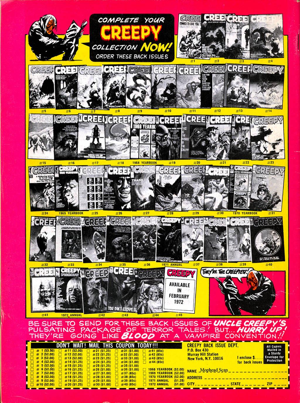 Creepy (1964) 44 Page 76