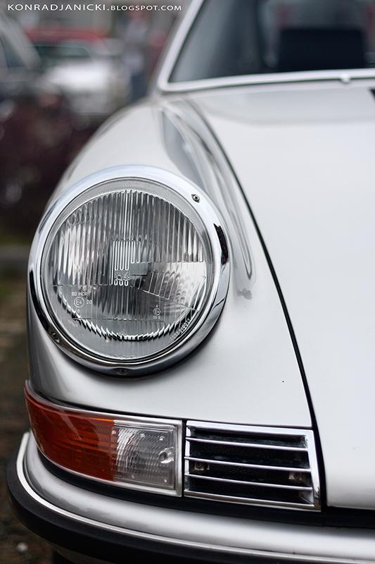 porsche 911 przedni reflektor