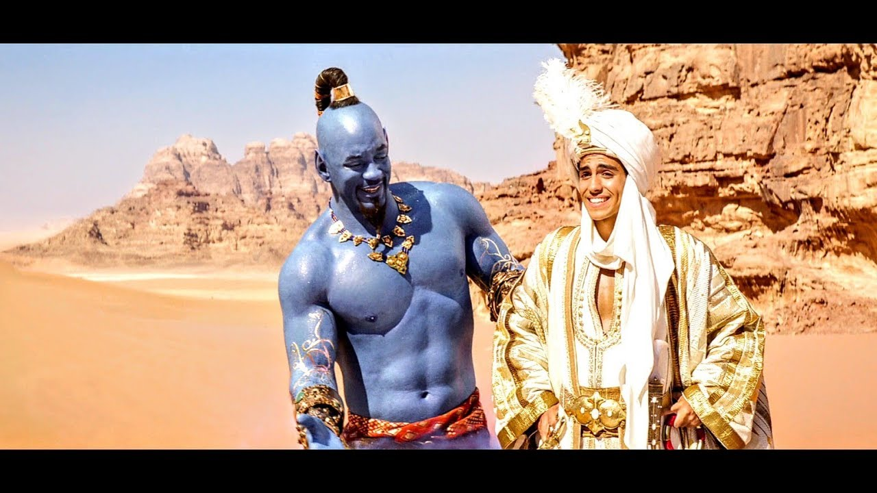 Synopsis Film Aladdin (2019)