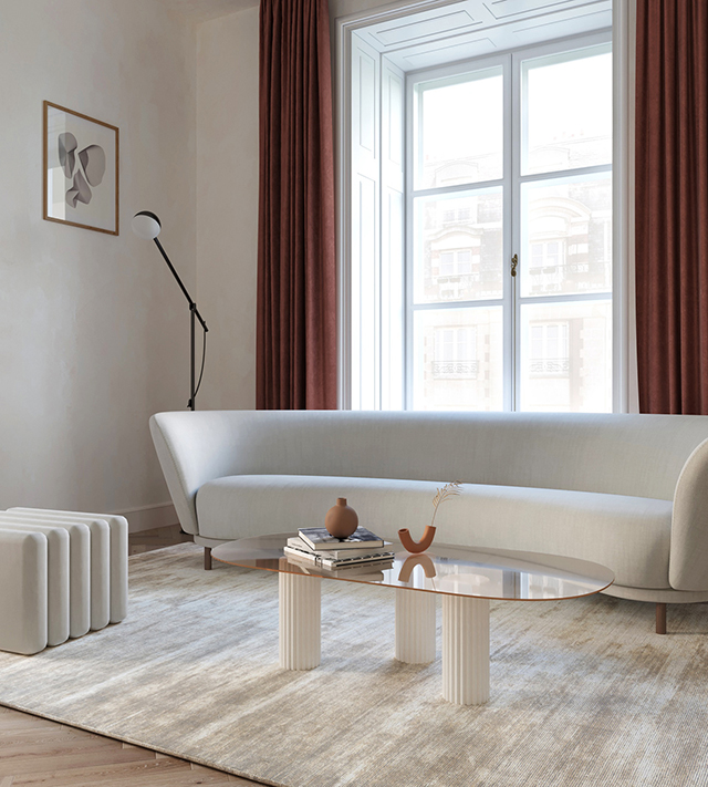 Nordic Chaser: T.D.C: A Nordic Style Apartment In Budapest By Andi Juhász