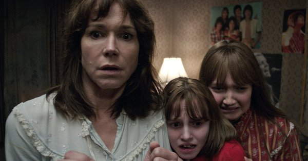 man Dies after watching conjuring 2
