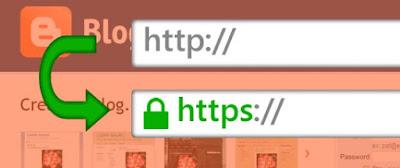 Cara Menonaktifkan Fitur HTTPS di Blogspot