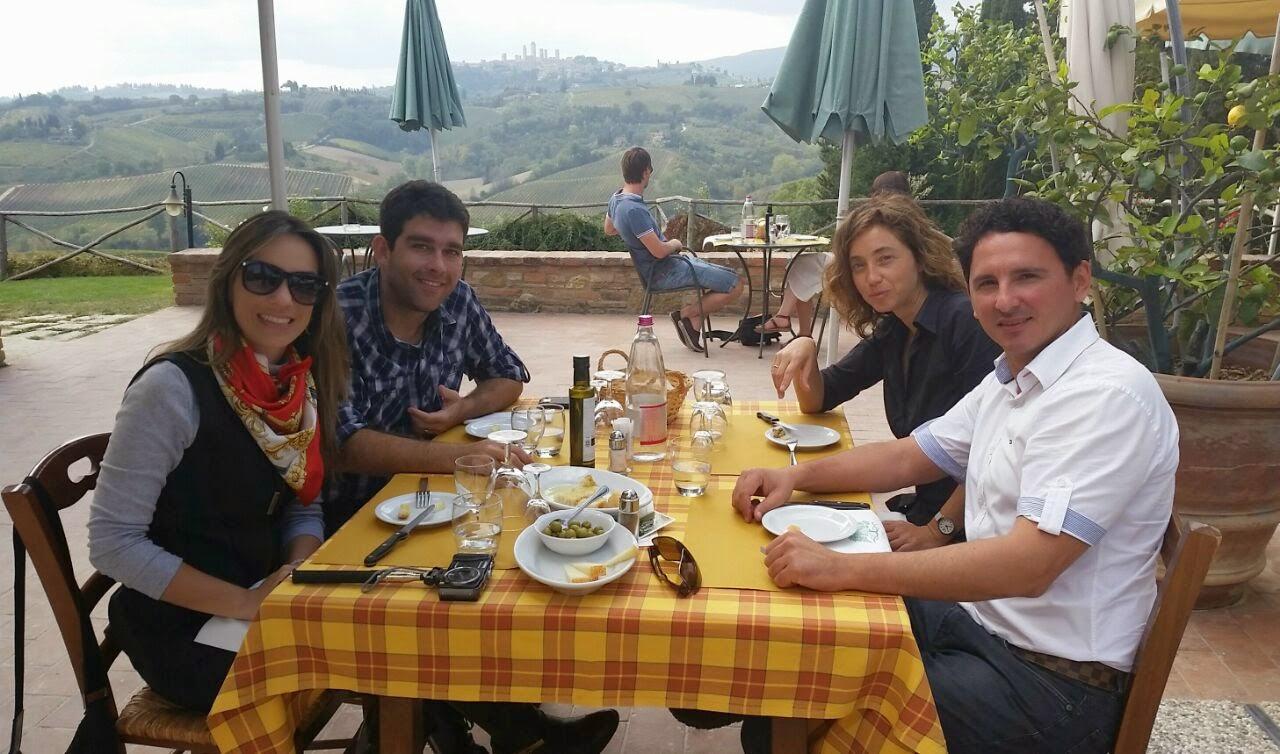 degustacao vinho toscana - Turismo na Itália