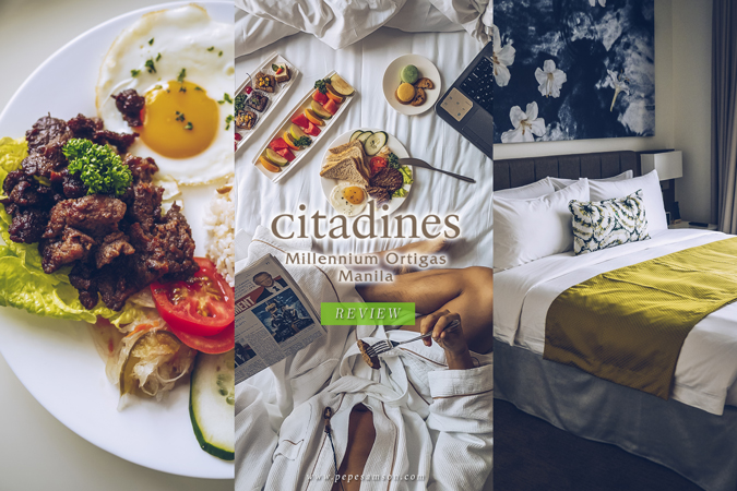 Vibrant City Living at Citadines Millennium Ortigas Manila