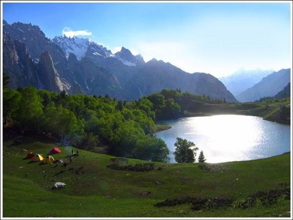 world beautifull places beautiful places jheel saif ul