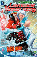 Os Novos 52! Lanternas Vermelhos #27