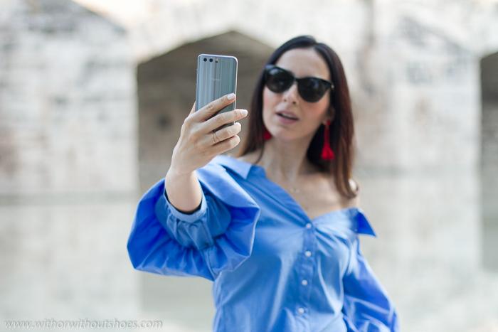 Influencer moda tecnología consejo que movil comprar que haga buenas fotografias y sea barato Honor